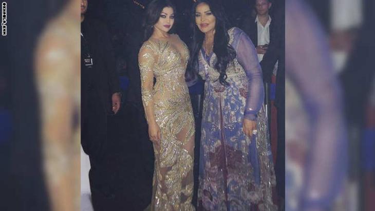 أحلام وهيفا وعساف يفوزن بحفل توزيع جوائز الموسيقى
