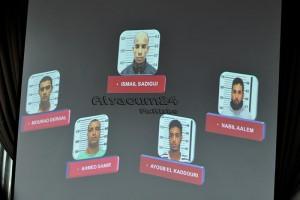 الأسلحة المحجوزة لدى الخلية الإرهابية المفككة مؤخرا دخلت المغرب عبر الحدود مع الجزائر
