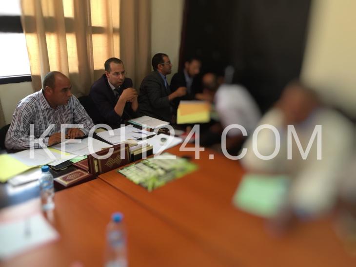 انتخاب إسماعيل البرهومي رئيساً لجماعة حربيل تامنصورت