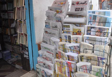 عناوين الصحف: بنعبد الله يهاجم