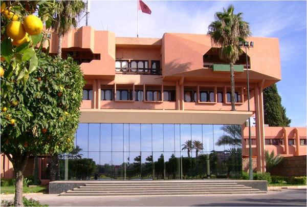 انتخاب أعضاء مجلس عمالة مراكش و