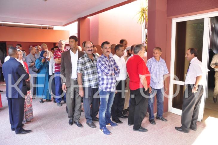 وزارة الداخلية: عملية انتخاب رؤساء مجالس الجماعات همت 1488 جماعة من أصل 1503 وأسفرت عن فوز حزب