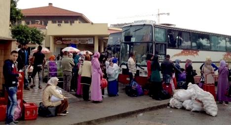 بسبب عيد الأضحى..منح 1500 رخصة استثنائية لنقل المسافرين لمختلف الوجهات انطلاقا من البيضاء