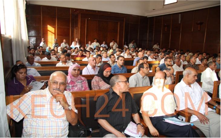 عاجل: انتخاب الأستاذ عبد اللطيف أحتيتش على رأس هيئة المحامين بمراكش