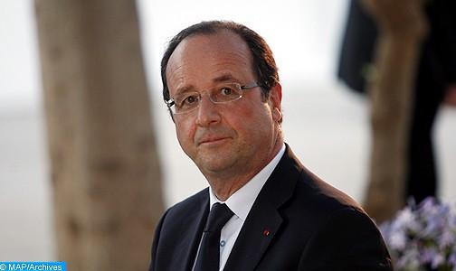 فرانسوا هولاند بعد حلوله بالمغرب...فرنسا تريد أن تذهب بعيدا في شراكتها الاستثنائية مع المملكة