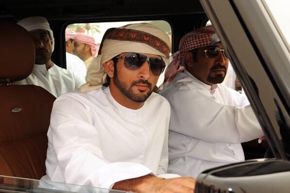 وفاة الشيخ راشد بن محمد بن راشد بأزمة قلبية