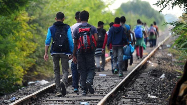 الحكومة الكندية تتعهد باستقبال 10آلاف لاجئ سوري خلال سنة