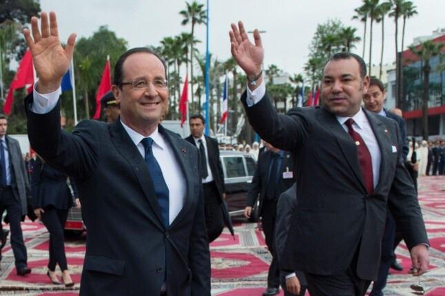 الرئيس الفرنسي يؤكد من طنجة أن الخلاف مع المغرب «بات من الماضي»
