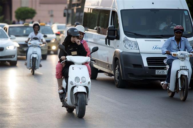 مستعملوا الدراجات النارية في ورطة لهذا السبب