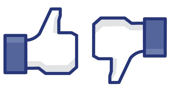للفايسبوكيون: استعمال زر « عدم الإعجاب » عشر مرات يعني محو التدوينة