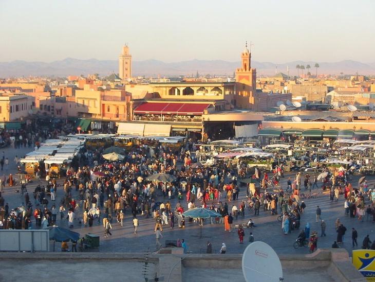 مراكش ضمن أقوى العواصم العالمية في جودة الأكل