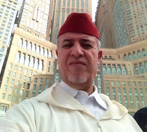 وفاة الحاج نورالدين الحديوي إمام مسجد الحسن الثاني جراء حادث منى