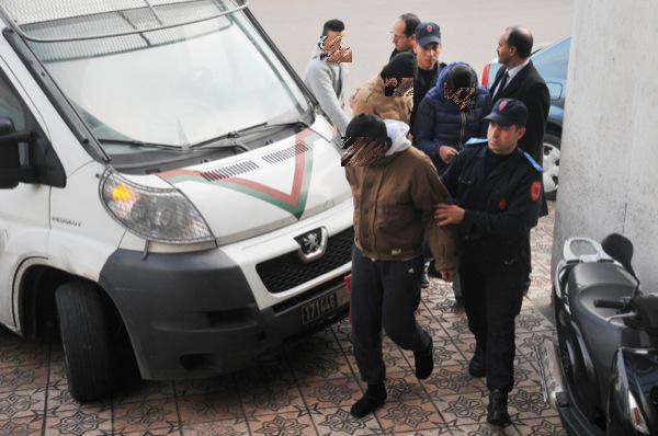 عاجل: اعتقال أفراد العصابة التي روَّعت ساكنة حي العرب بدوار العسكر بمراكش