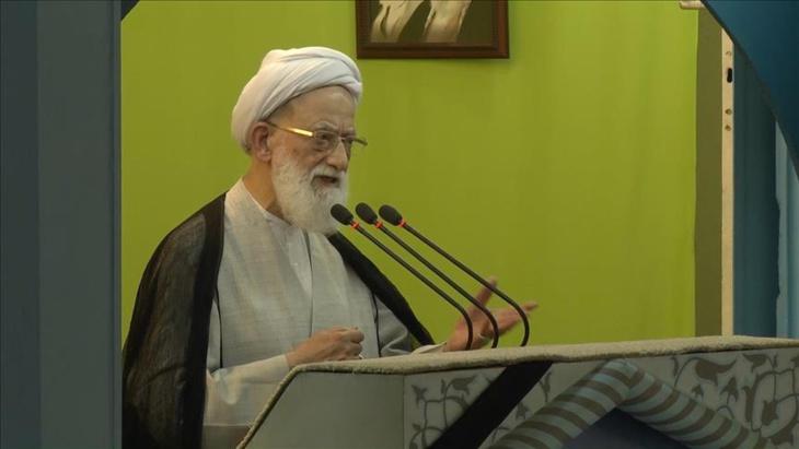 خطيب جمعة طهران يدعو لـ