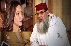 هكذا ردت الممثلة المراكشية لبنى أبيضار على الشيخ الفيزازي الذي وصفها ب