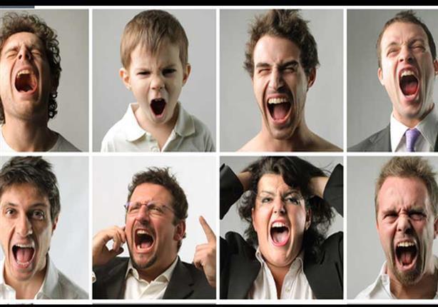 أنواع الغضب عند الرجل : ماذا يقول غضبك عنك؟