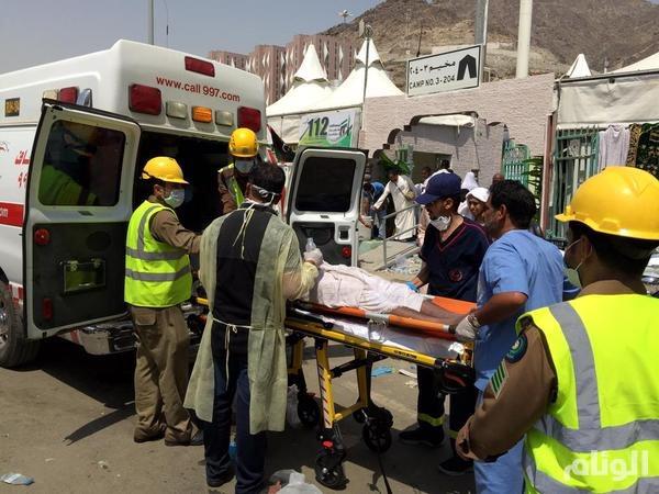 مصدر رسمي: وفاة ثلاثة حجاج مغاربة و150 آخرين في عداد المفقودين في حادث تدافع منى