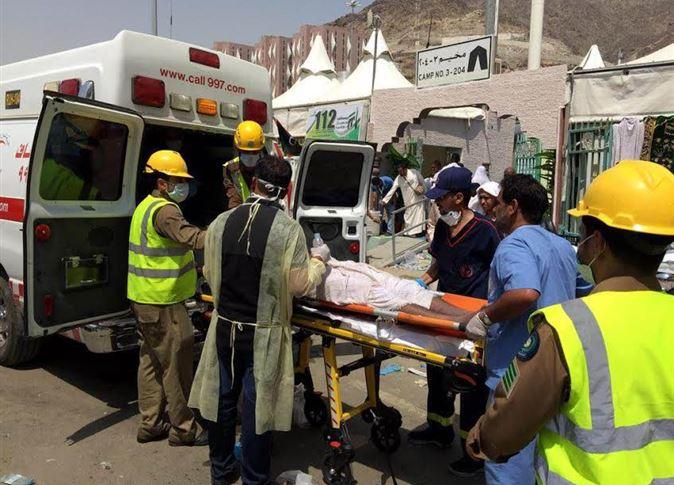 عاجل: وفاة 5 حجاج مغاربة بحادث مشعر منى وإصابة 8 آخرين فيما لايزال 34 حاجا في عداد المفقودين