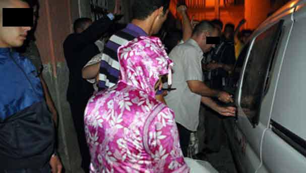 اعتقال شابين وفتاة متلبسين بممارسة الجنس بفندق نواحي مراكش