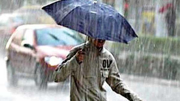 الأمطار والعواصف الرعدية متواصلة بهذه المناطق غداً الثلاثاء