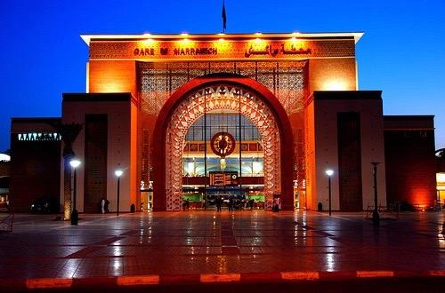 المؤتمر الدولي لمحطات السكك الحديدية (نيكست ستايشن) يومي 21 و 22 أكتوبر المقبل بمدينة مراكش