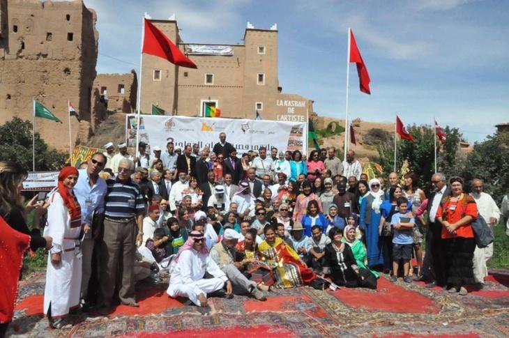 ورزازات تحتضن الملتقى الدولي لفناني القصبة في نسخته الرابعة من 10 إلى 15 أكتوبر المقبل