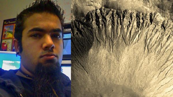 ناسا لم تكتشف الماء في المريخ بل نيبالي عمره 21 سنة
