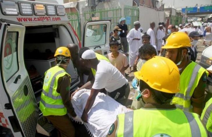 لائحة جديدة بأسماء الحجاج المغاربة الذين ماتوا في حادث تدافع