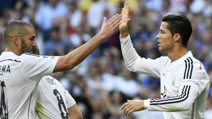 ريال مدريد يفوز على مالمو بهدفين و رونالدو يدخل التاريخ