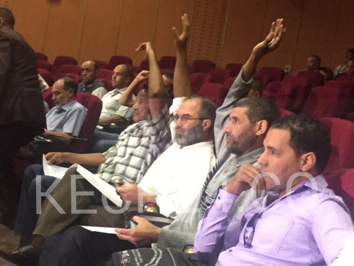 عاجل وحصري : إسماعيل لمغاري رئيساً لمقاطعة سيدي يوسف بن علي بمراكش