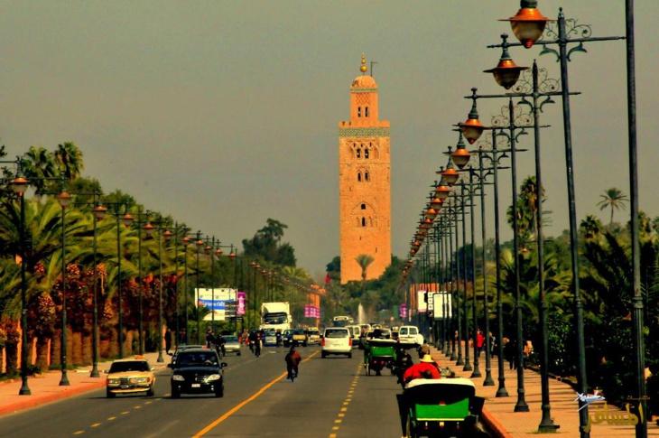 مدينة مراكش تتنافس على لقب الوجهة السياحية الرائدة عالميا