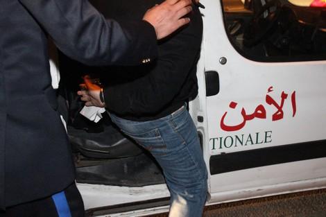 أمن مراكش يعتقل عشرينيا تسبب في مقتل مواطن افريقي
