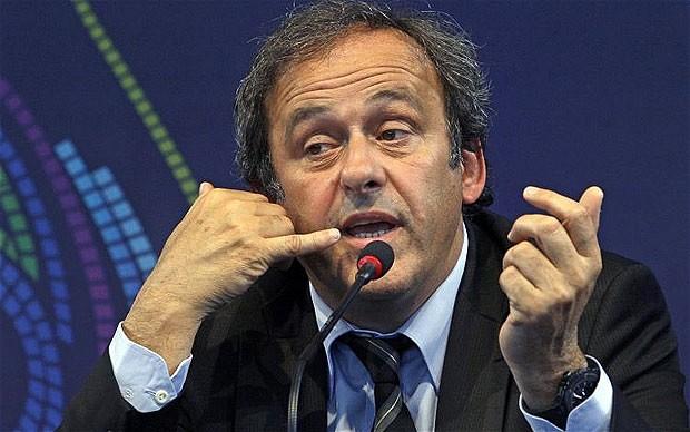 بلاتيني يطعن في قرار توقيفه من طرف الإتحاد الدولي لكرة القدم