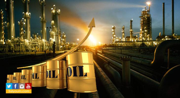 ارتفاع أسعار النفط بفعل صعود في سوق الأسهم العالمية