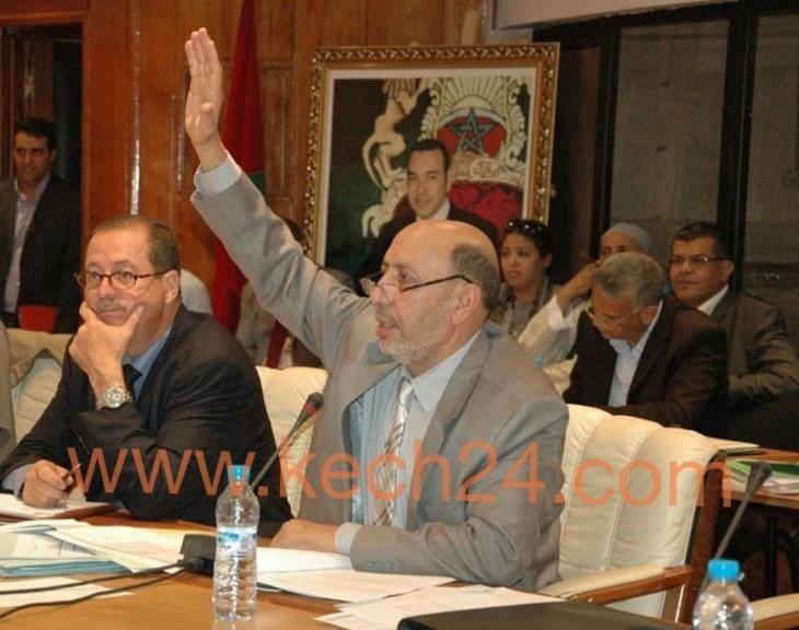 خاص: المجلس الجماعي لمراكش يستكمل هياكله و
