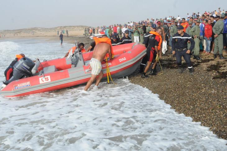 المحيط الأطلسي يلفظ جثة آخر طفل من ضحايا