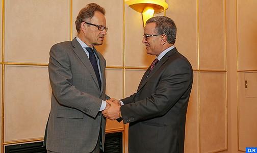 اختيار المغرب بالإجماع ممثلا لإفريقيا في مجلس المنظمة الدولية للهجرة