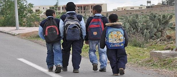 أرقام صادمة حول حول عدد الأطفال المغاربة المنقطعين عن الدراسة