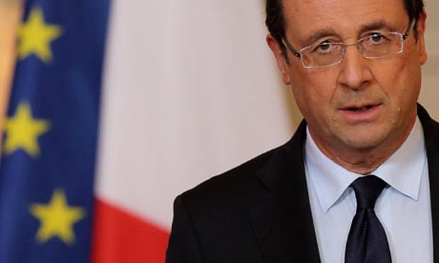 بالفيديو : الرئيس الفرنسي يعلن حالة الطوارئ وإغلاق الحدود عقب هجمات باريس