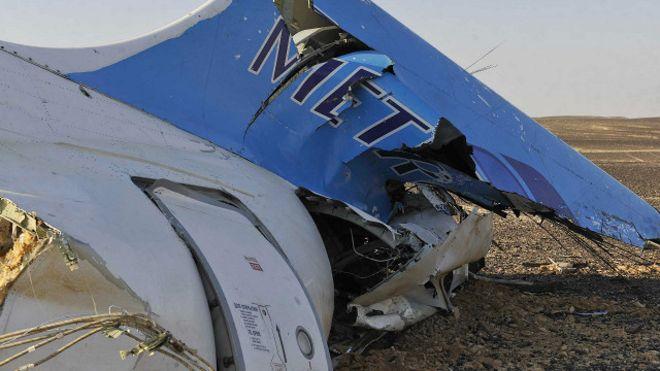 مصر تحتجز اثنين من موظفي مطار شرم الشيخ بسبب الطائرة الروسية