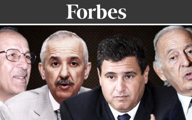 هذا ترتيب أثرياء المغرب حسب التقرير الجديد لمجلة فوربس