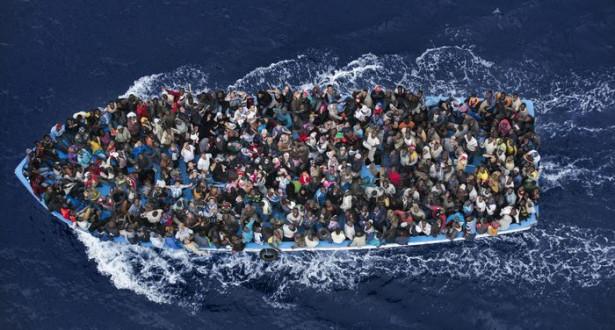 البحرية الملكية تنتشل جثت 11 مهاجرا سريا إفريقيا بعرض الأطلسي جنوب بوجدور
