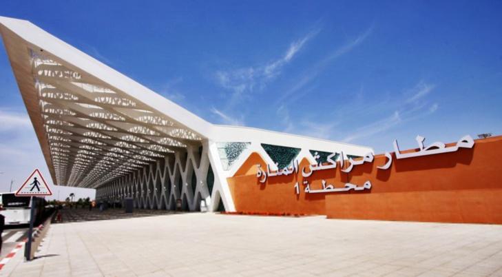 مطار مراكش المنارة يوفر خدمة الاتصال بالانترنت ذات الصبيب العالي للمسافرين