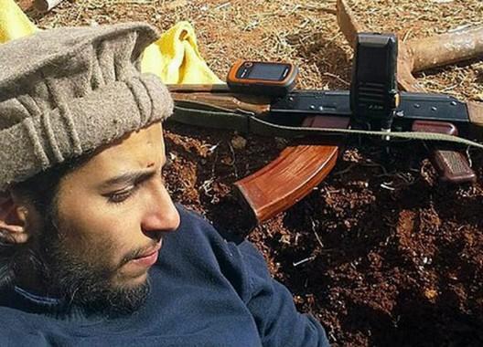صحيفة فرنسية تكشف المكان الذي كان يختبئ فيه المغربي أباعوض قبل مقتله