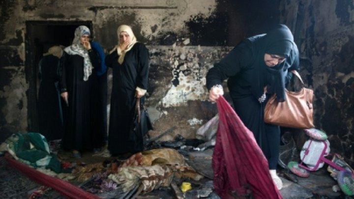 صدمة في إسرائيل بعد نشر فيديو ليهود متطرفين يرقصون لمقتل رضيع فلسطيني