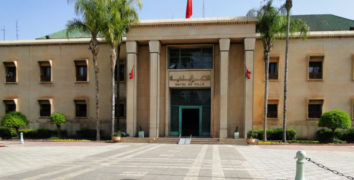 المكتب النقابي لموظفي وأعوان المجلس الجماعي لمراكش يجدد دمائه