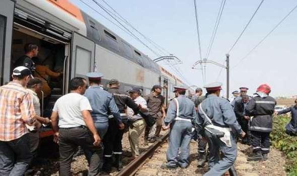 لصوص يهاجمون ركاب قطار ويسرقون عددا منهم تحت التهديد بالسلاح