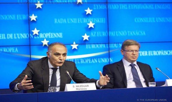 المغرب يقرر مقاطعة الإتحاد الأوروبي ردا على قرار المحكمة الاوروبية