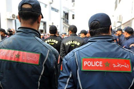 مصالح الامن تستعيد مسدس ولوازم مهنية تخص موظف شرطة فقدها بالقطار