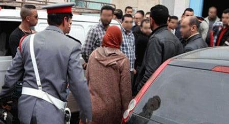 ايقاف برلماني ومستشارين رفقة 4 فتيات في ليلة حميمية